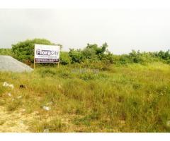Bulk Land for sale beside Lekki Free Zone - Image 1